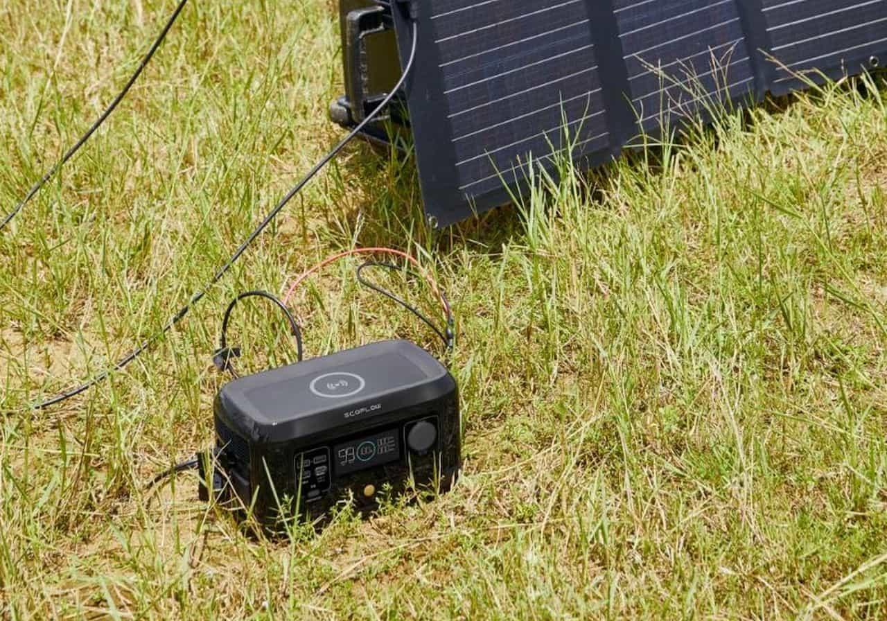 ブランド史上最軽量の小型ポータブル電源EcoFlow「RIVER mini」