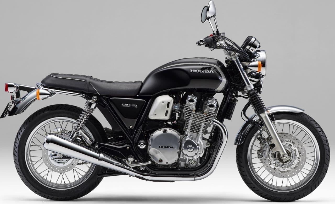 最終モデル「CB1100 EX Final Edition」「CB1100 RS Final Edition」予約期間限定で販売