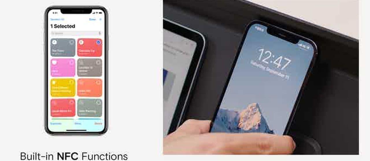 PCモニターとタブレット&スマホ画面は同じ角度で見たい…を実現する「MOFTスマートデスクマット」