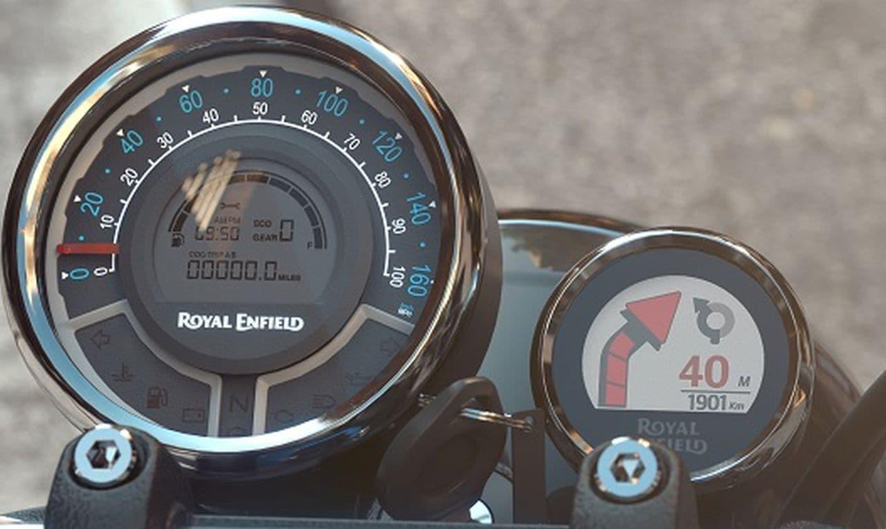 Royal Enfieldによるイージークルーザー新型「Meteor 350」