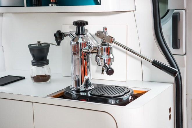 オフィスの必需品、コーヒーメーカー