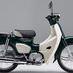 スーパーカブ110 タスマニアグリーンメタリック