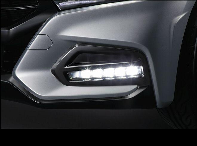 専用LEDフォグライト